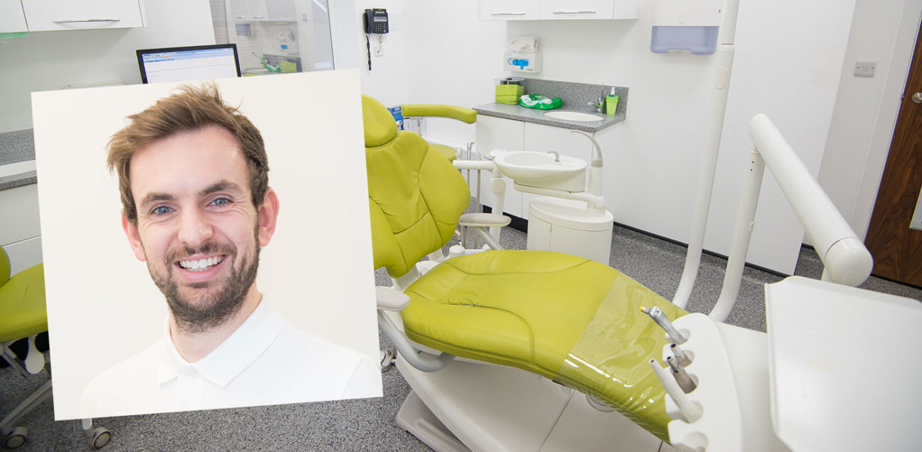 Adam Jowett Orthodontist